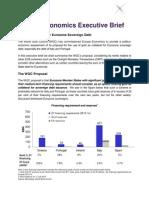 European Economics Executive Brief