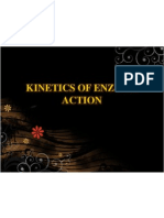 Kinetics of Enzyme Action