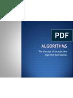 Lec8 Algorithms