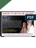 Sikhi Parchar Fund