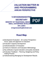 A Sri Lankan Perspective (1)