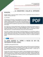 Resumen de Prensa 05-10-2012