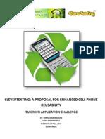 CleverTexting a Green Technology