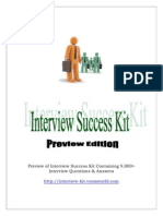 Interview Success Kit Pdf