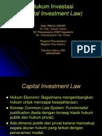 Kuliah i. Penanaman Modal Capital Investmentoke