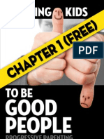 Teaching Kids to Be Good People - Chapter 1