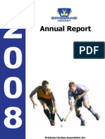 BHA Inc Annual Report - 2008