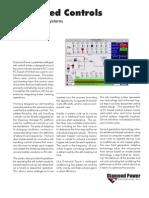 PLC Based Controls Product Sheet