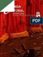 Agenda Cultural Otoño Coslada 2012