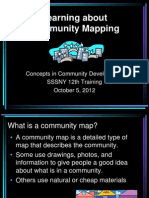Community Mapping 2012