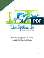 Prezentare Dan Spataru Jr. Travel