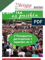 ¡PRESUPUESTOS PARTICIPATIVOS!, DEPENDEN DE TI