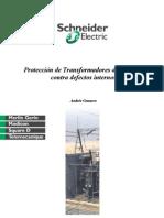 Protección Transformadores de Potencia