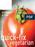 Quick Fix Vegetarian Healthy - Robin Robertson