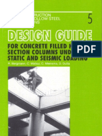 CIDECT-Design Guide for Concrete Filled Hollow Section Columns