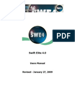 Swift Elite 4 - Complete Manual