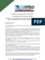 Intervention de Jean-Emmanuel Robert sur le GCO