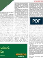 Leserbrief «Steueraffäre, Alle drei Verantwortlichen müssen her»(VL)