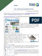 BOUYGUES IMMOBILIER RENFORCE SA PRÉSENCE ONLINE