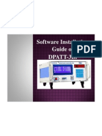 DPATT-3Bi Software Installation Version 2