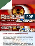 Rawatan Keracunan Bahan Kimia