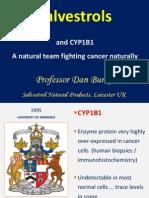 Salvestrols cures Cancer