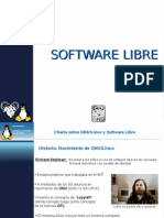 Charla Linux