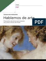 Hablemos+Del+Arte+Museo+Del+Prado