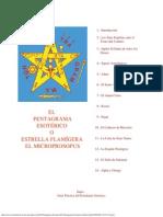 EL PENTAGRAMA ESOTERICO - ÍNDICE