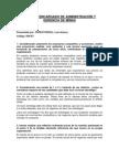 TRABAJO ENCARGADO DE ADMINISTRACIÓN Y GERENCIA DE MINAS