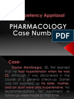 Pharmacology Case No. 3