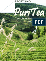 PuriTea Annual Report 2010