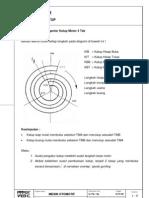 14 - Diagram Sudut Pengantar Katup Motor 4 Tak