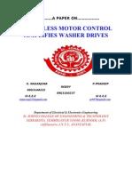 Subject(UNREG08)_sensorless Motor Control