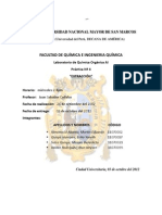 informe 4 extraccion