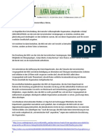 Offener Brief an Hillary Clinton 05.10.12
