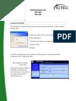 Configuracion VPN Fbr 4000