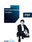 Preparation Guide Exin Cloud Foundation English
