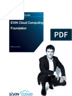 Preparation Guide Exin Cloud Foundation English