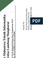 Amplop Surat MUBES HMTI