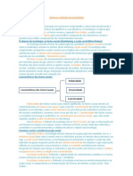 Sociologia 12º Ano - Génese e objecto da Sociologia