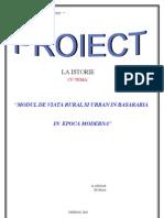 Proiect Istorie