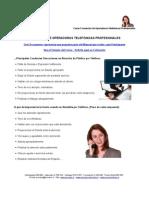 MEI 569 - Formación de Operadoras Telefónicas Profesionales