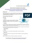 MEI 578 - Operación en Planta de Tratamientos de Efluentes