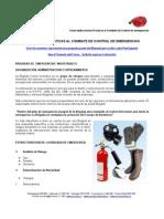 MEI 812 - Aplicaciones Practicas Al Combate de Control de Emergencias