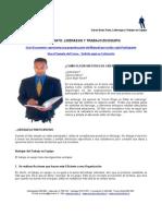 SEP 910 - Buen Trato, Liderazgo y Trabajo en Equipo