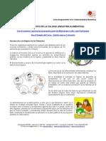 MEI 601 - Aseguramiento de La Calidad (Industria Alimenticia)