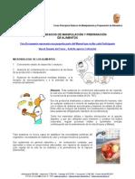 MEI 606 - Pincipios Básicos de Manipulación y Preparación de Alimentos