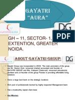 Gayatri Aura // Gayatri Group Mathura // Gayatri Residential Project // Gayatri Builder Aura.
