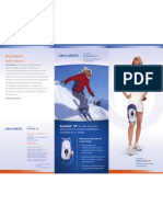 Kneehab Patient Tri-Fold (Espanol)